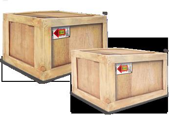 Contenitori di legno