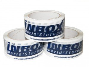 InBox Storage - Risolve i problemi di spazio - NAstro adesivo