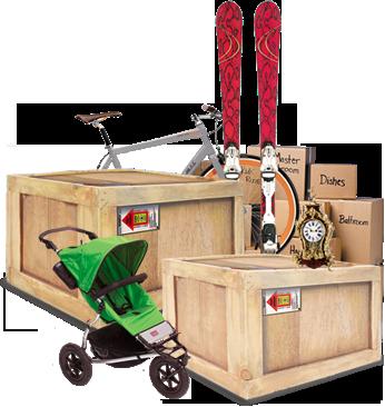 Raccoglitori e oggetti vari