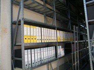 InBox Storage - Risolve i problemi di spazio - Ideale per studi di commercialisti, avvocati e notai