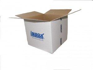 InBox Storage - Risolve i problemi di spazio - Scotole