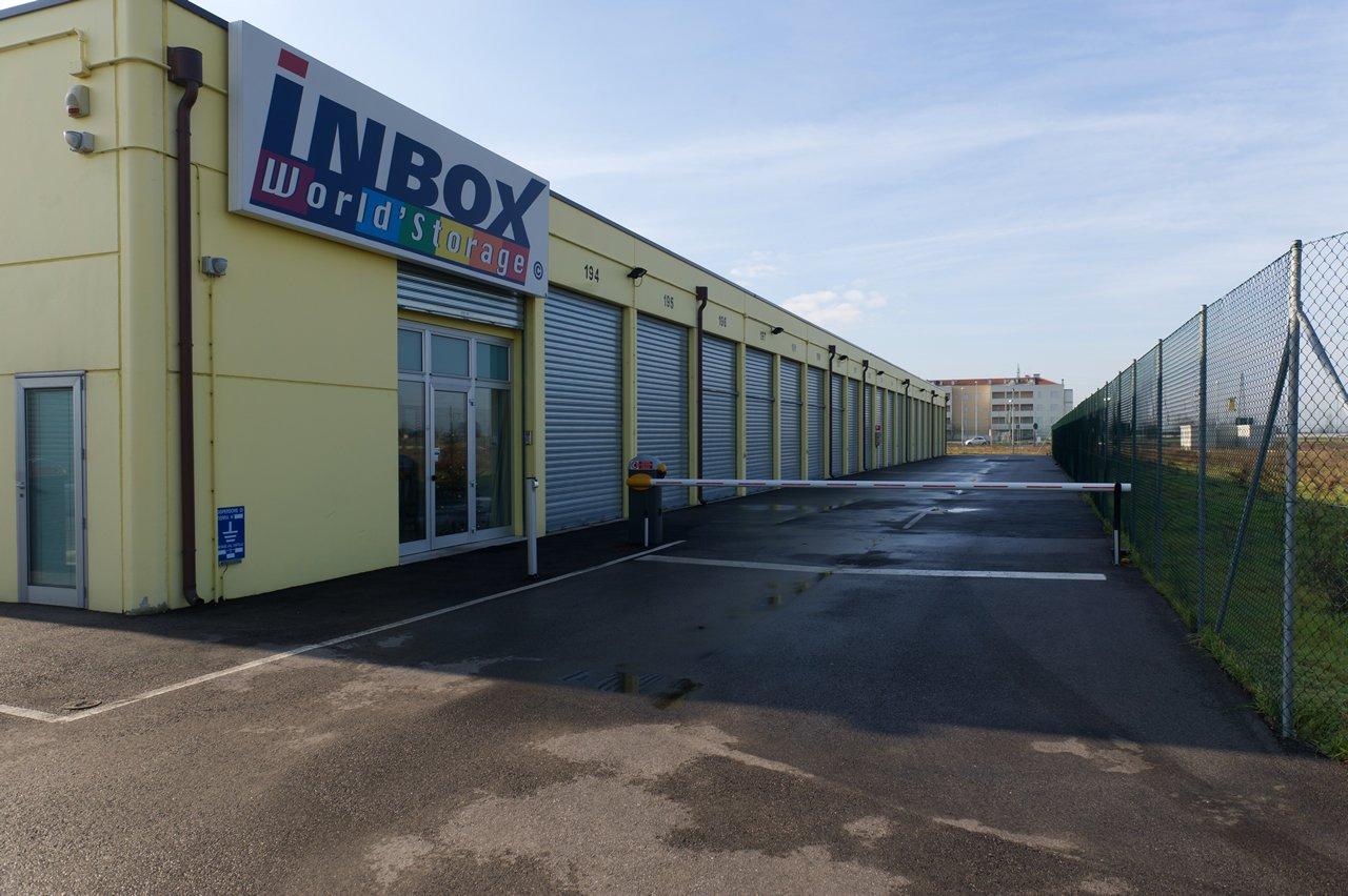 InBox Storage - Risolve i problemi di spazio