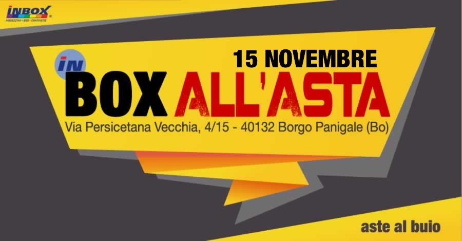Box all'asta