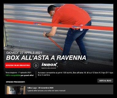 Asta al Buio - Terza stagione Ravenna - Primo episodio